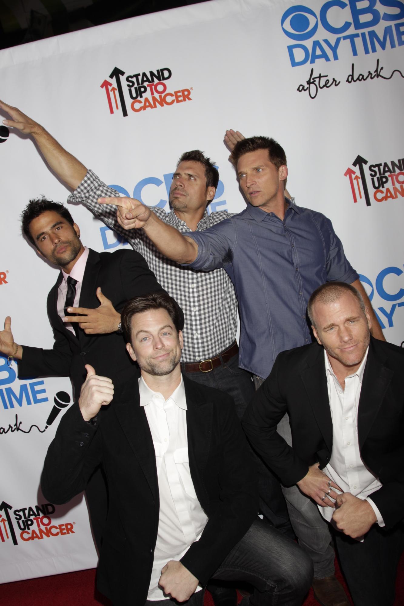 Ignacio, Joshua, Steve, Michael, and Sean