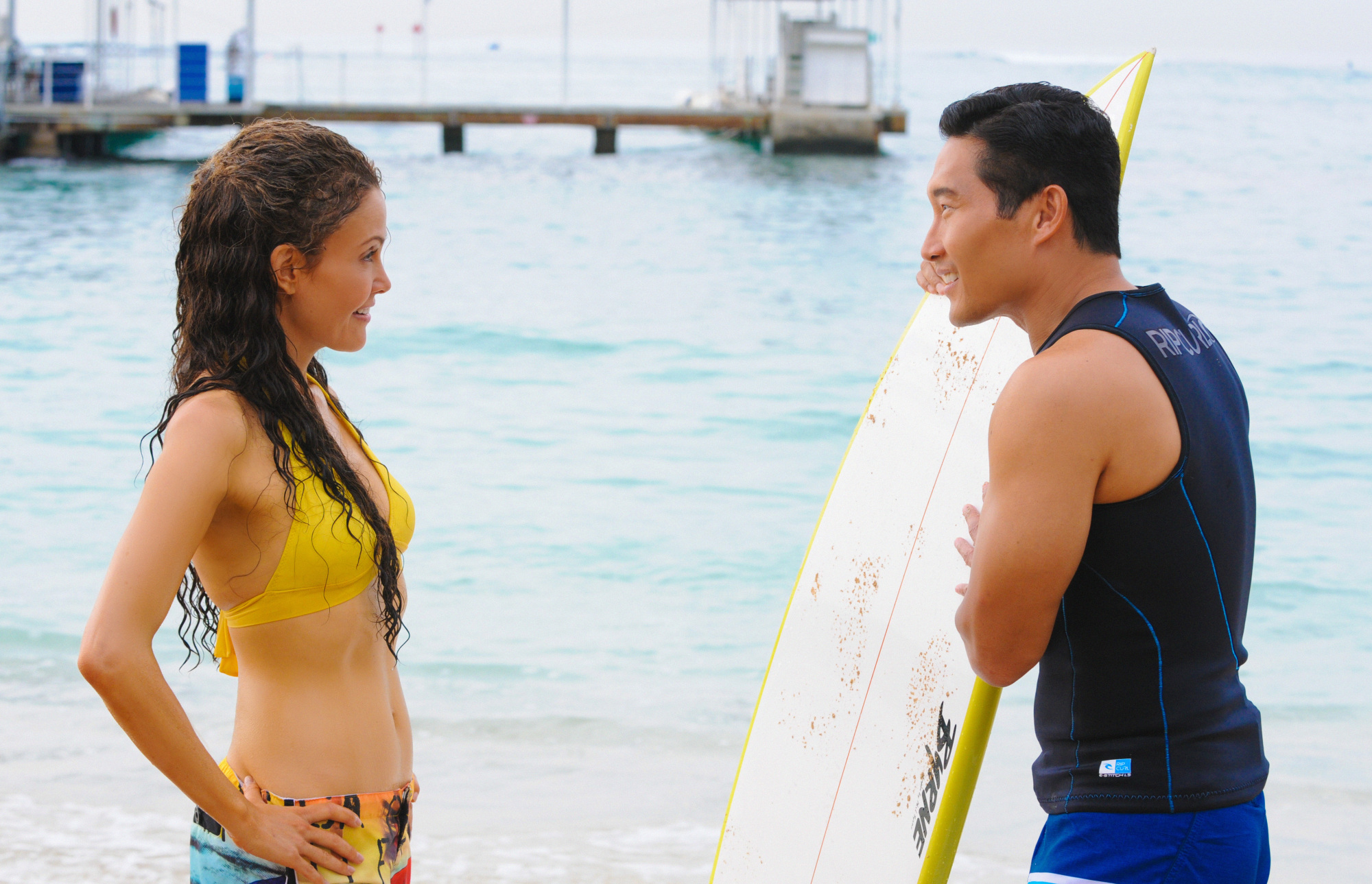 Surf Lessons in Season 4 Episode 13