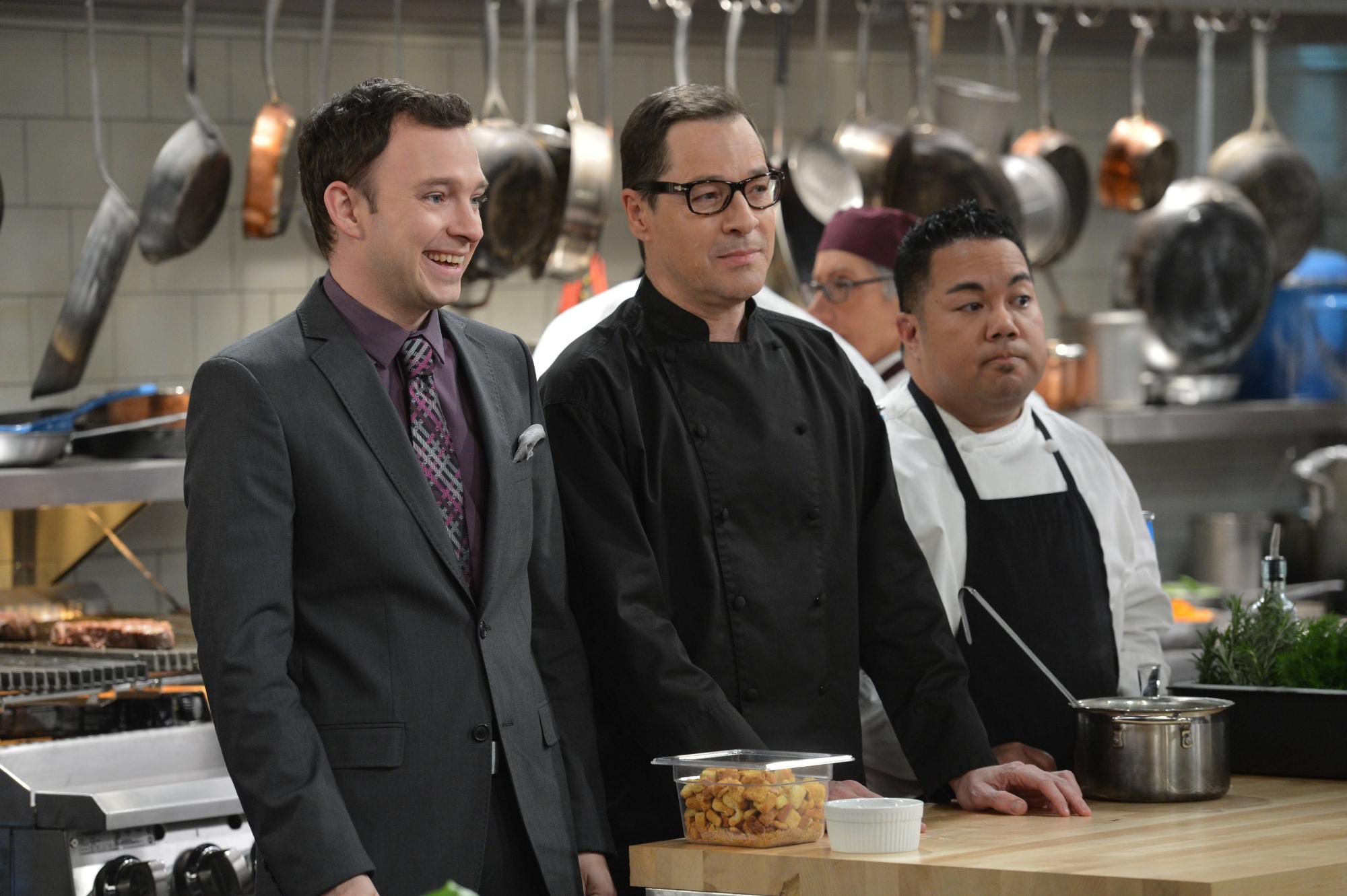 Chef Rudy & Gabriel in