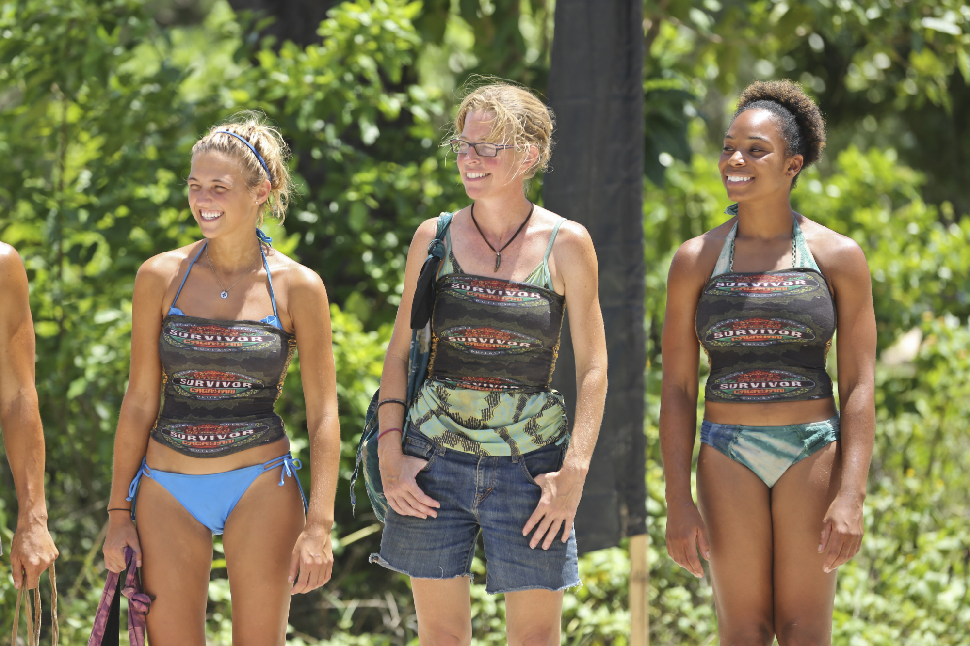 Jefra, Kass and Tasha in Season 28 Episode 8