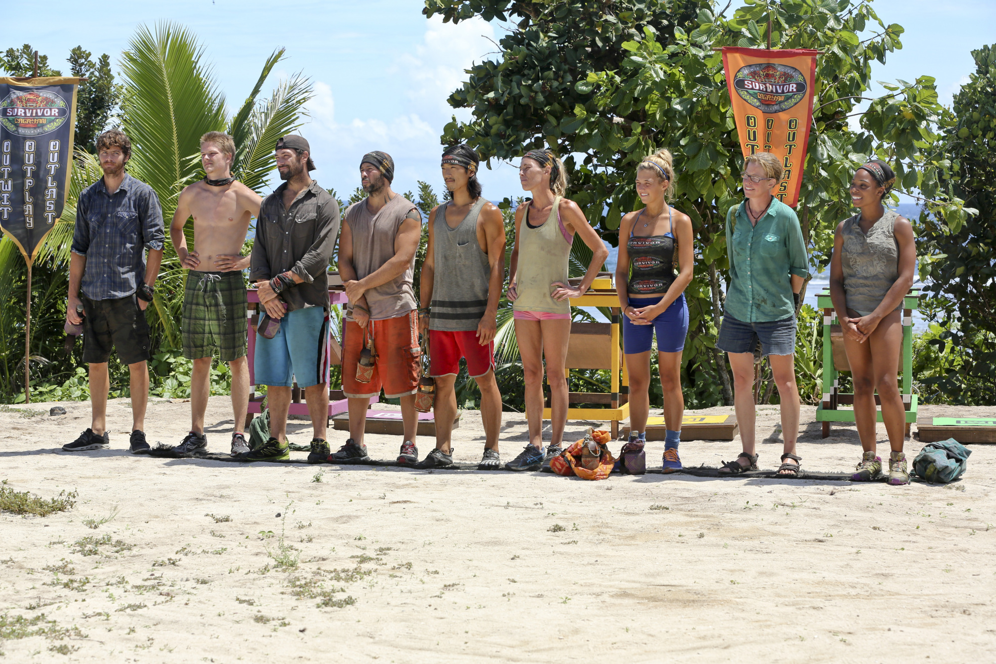 Solarrion Tribe in Season 28 Episode 8