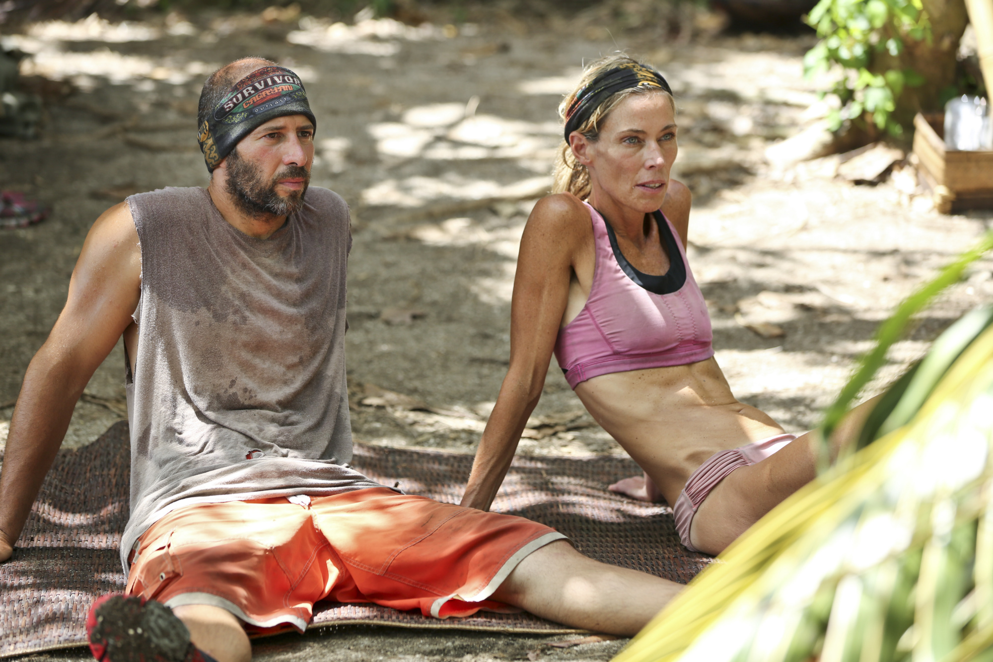 Tony and Trish in Season 28 Episode 9