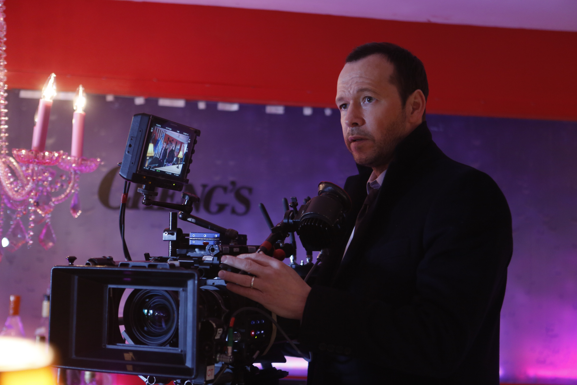 Donnie Wahlberg Directs
