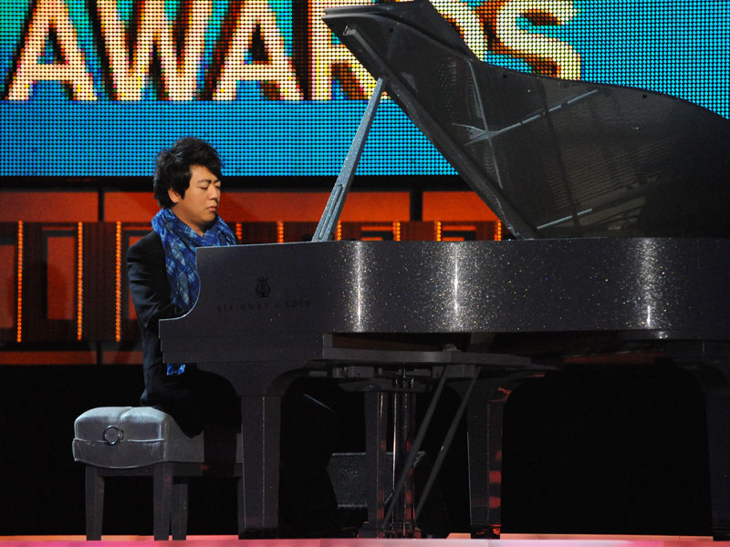 2014 GRAMMY Rehearsal Photos - Lang Lang