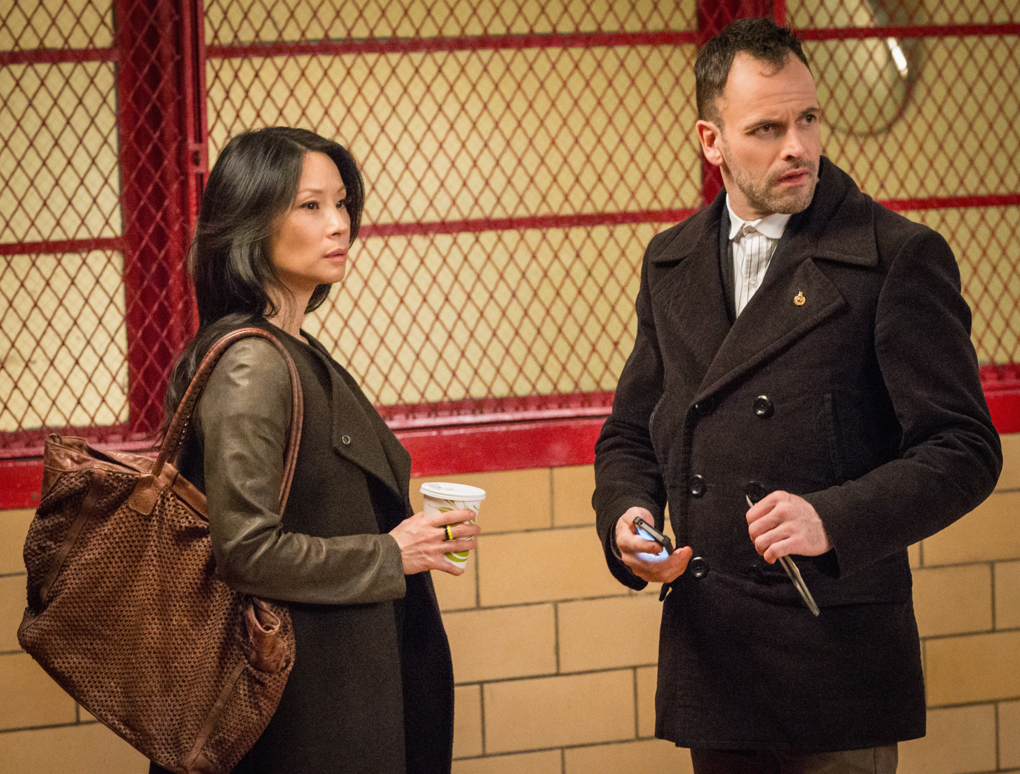 Season 2 Episode 17 - Elementary