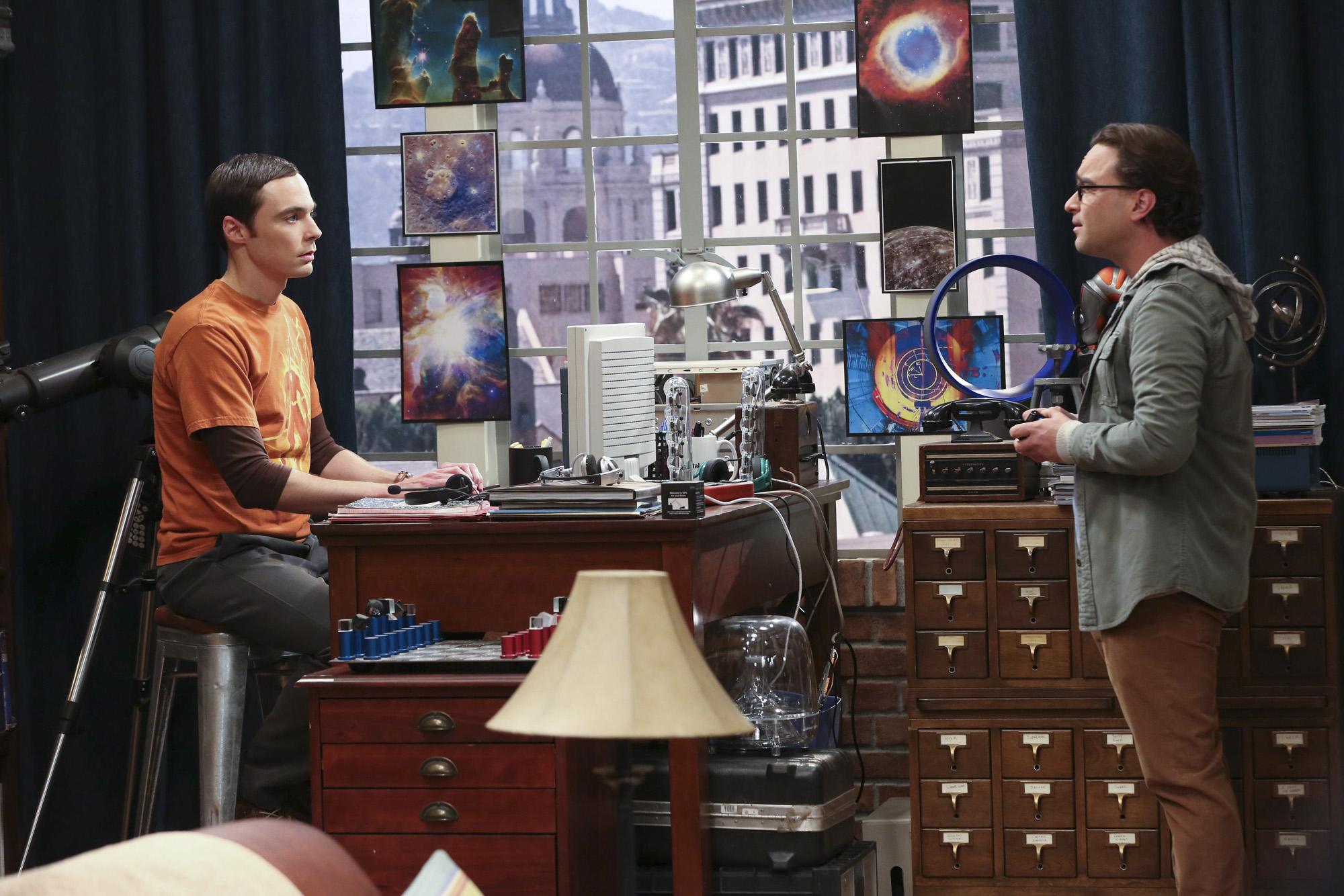 Season 7 Episode 16 Photos- The Big Bang Theory