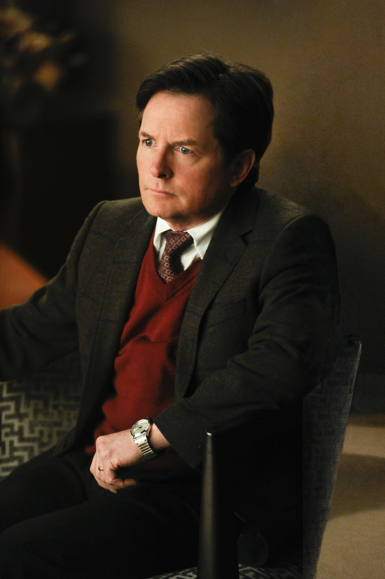 Michael J. Fox as Louis Canning in