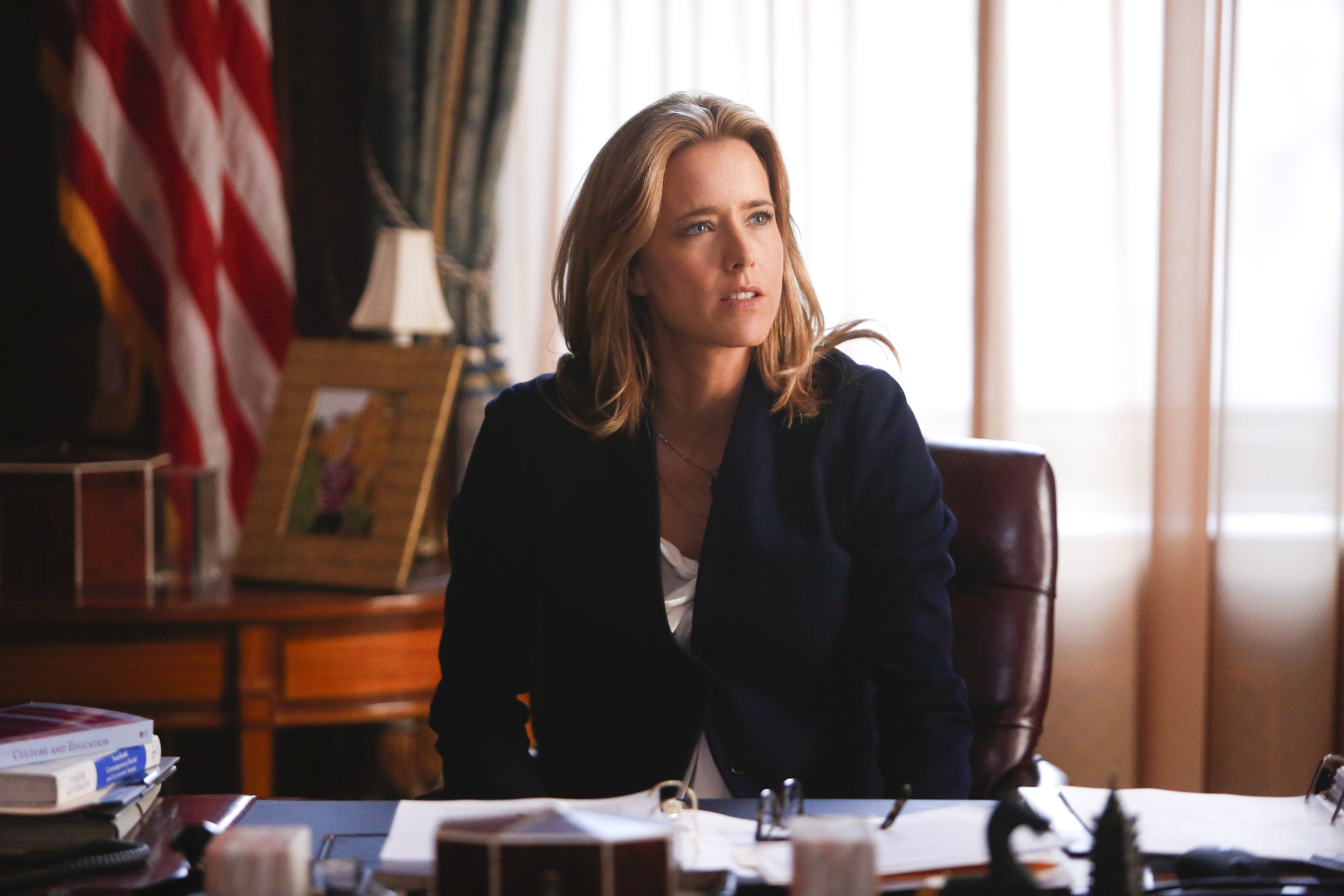 Madam Secretary Pilot Photos