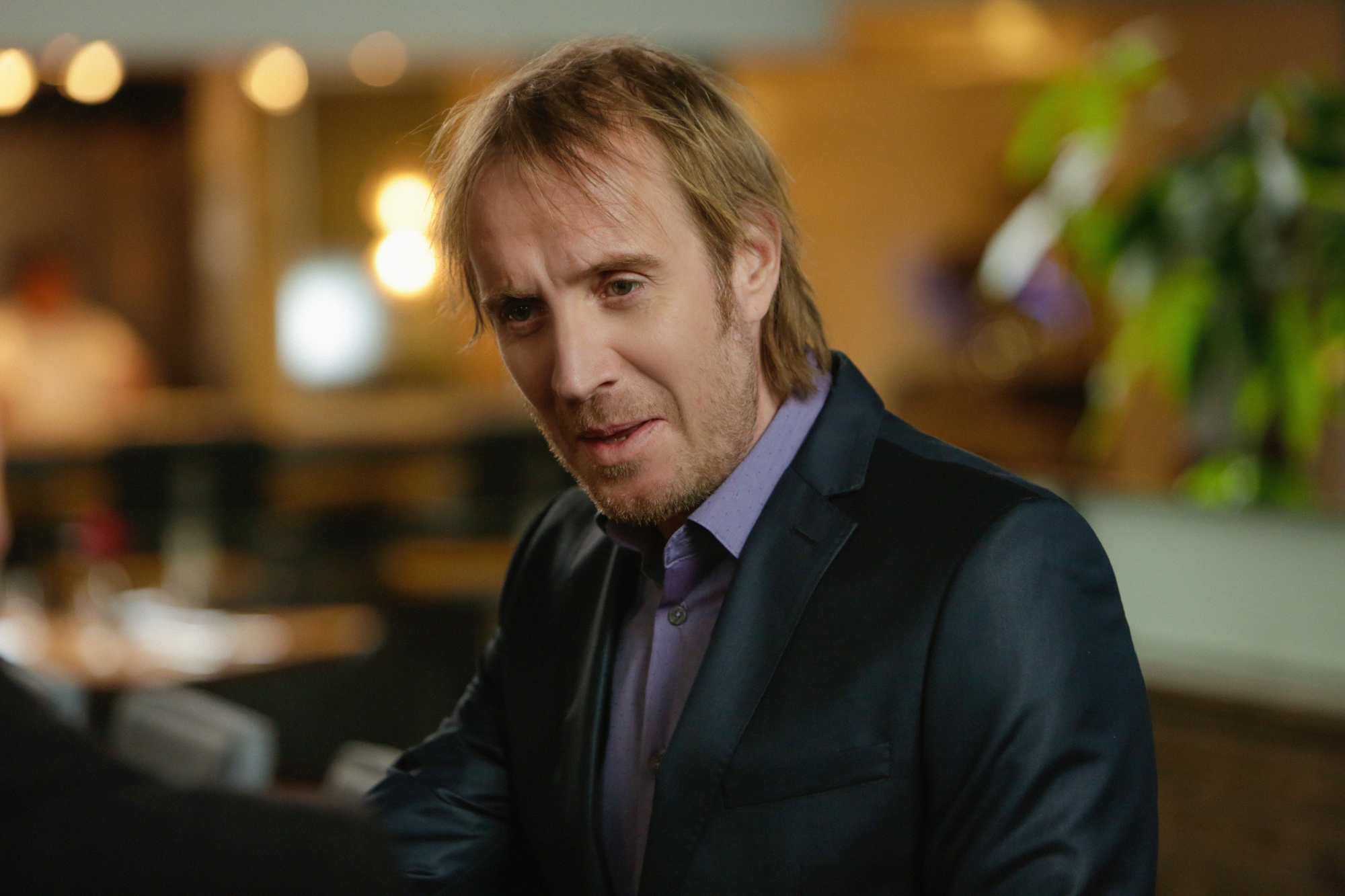 Rhys Ifans returns as Mycroft Holmes in