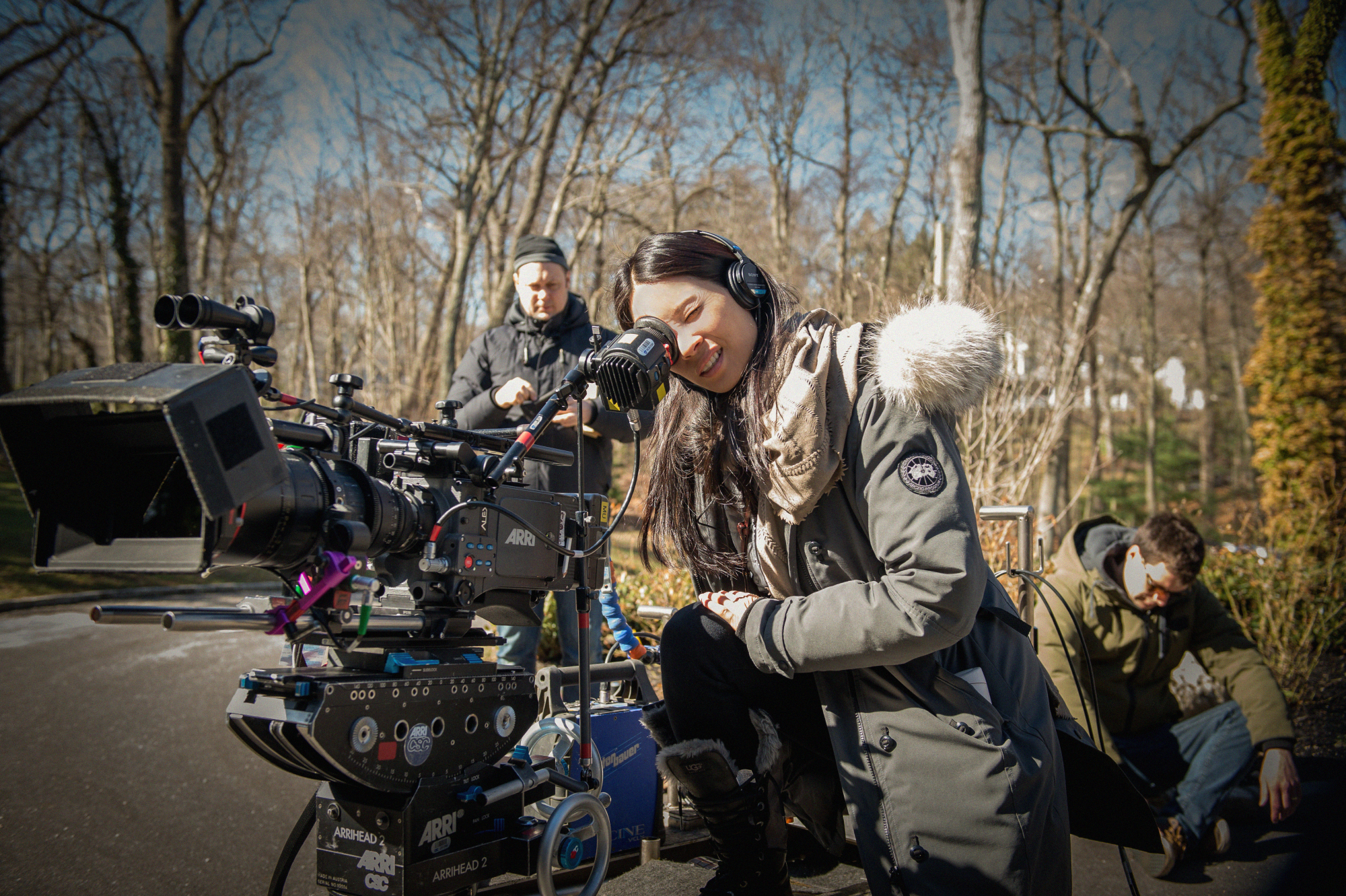 Lucy Liu makes her directorial debut for television in