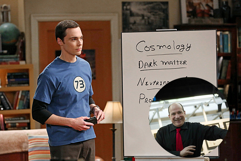 The science on <i>The Big Bang Theory</i> is totally real