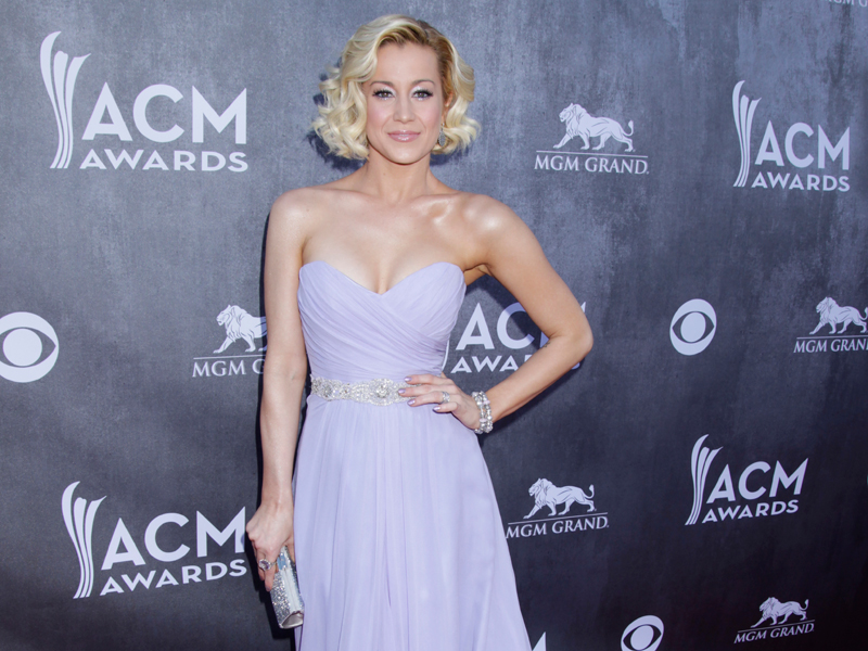 Kellie Pickler on the Red Carpet - 49th ACM Awards