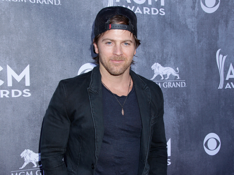 Kip Moore on the Red Carpet - 49th ACM Awards