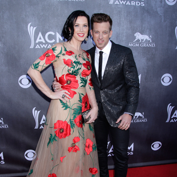 Thompson Square on the Red Carpet - 49th ACM Awards