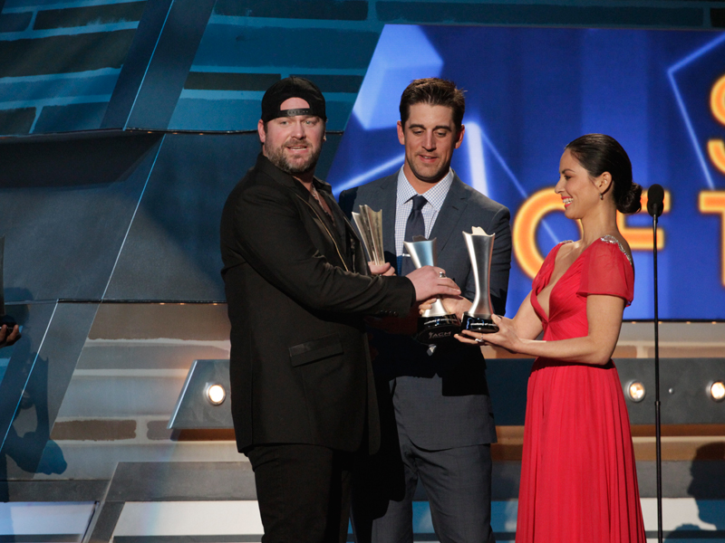 Song of the Year Winner, Lee Brice - 49th ACM Awards