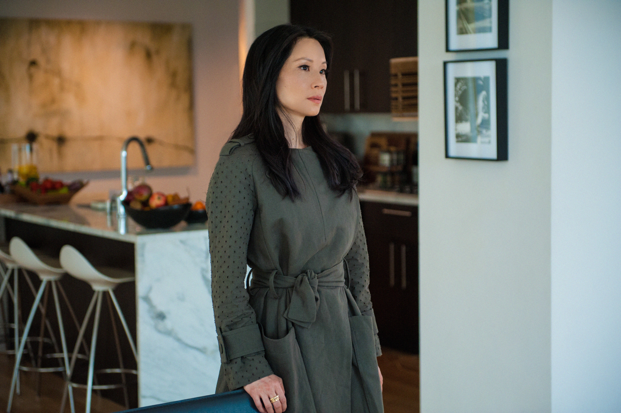 Lucy Liu as Joan Watson in