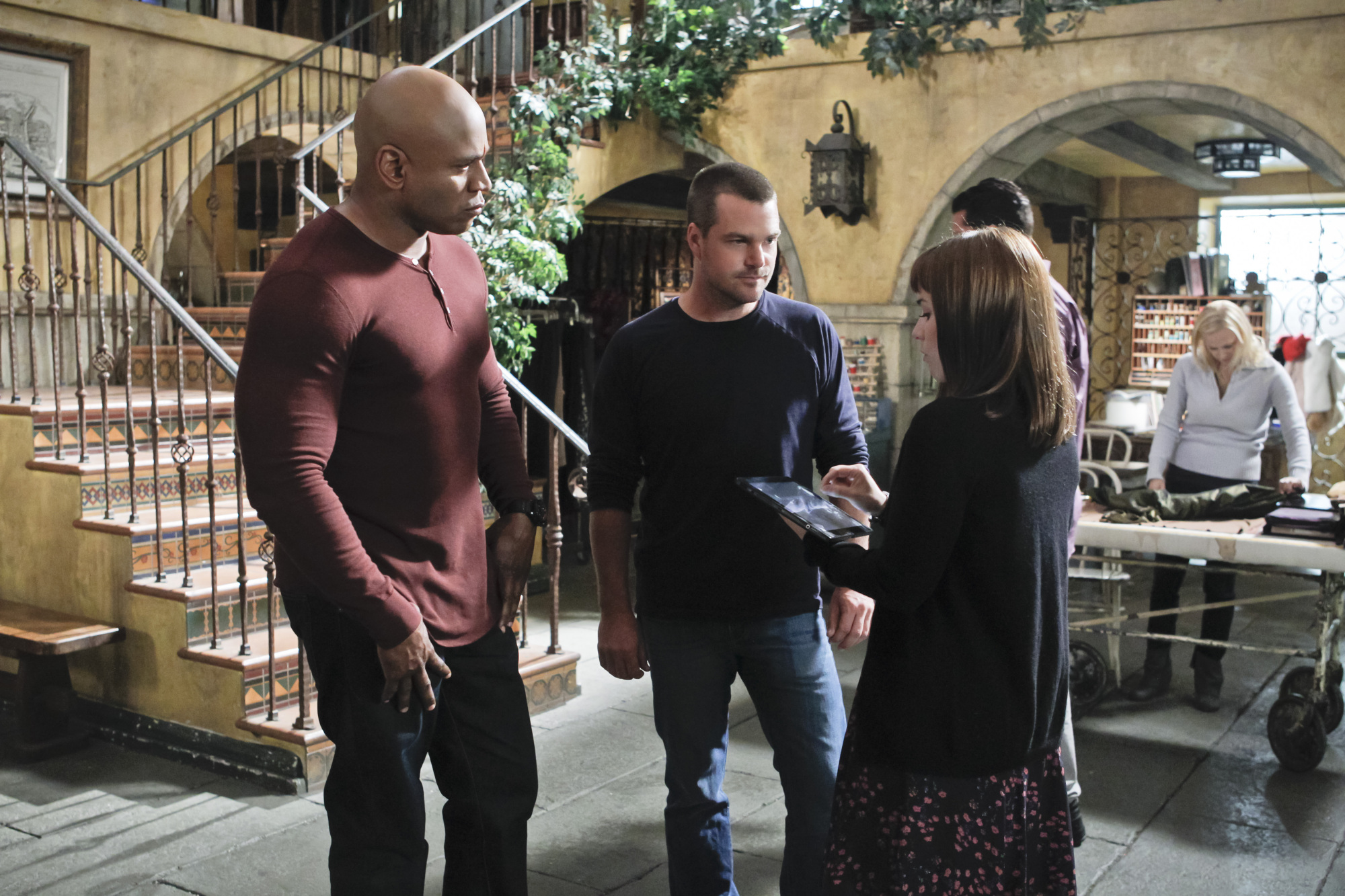 NCIS: Los Angeles Season Finale Photos