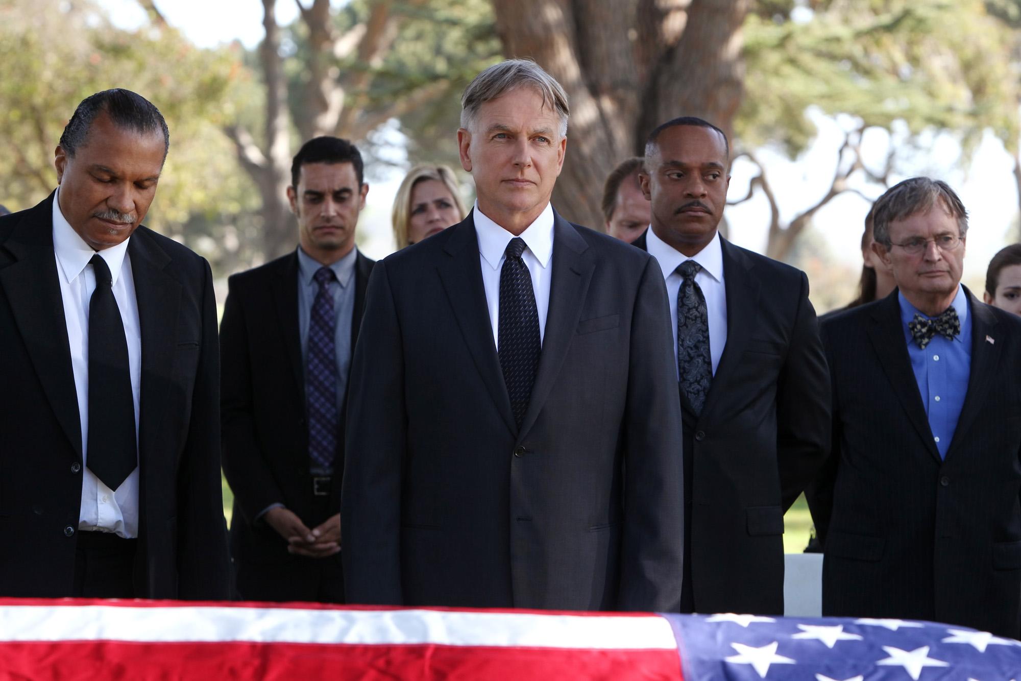 NCIS Season Finale Photos