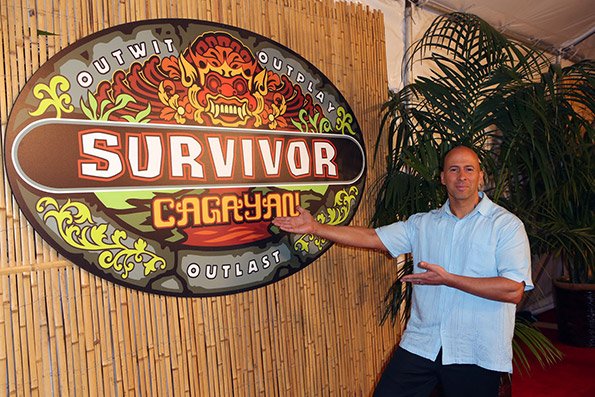 Survivor Winner Tony Vlachos