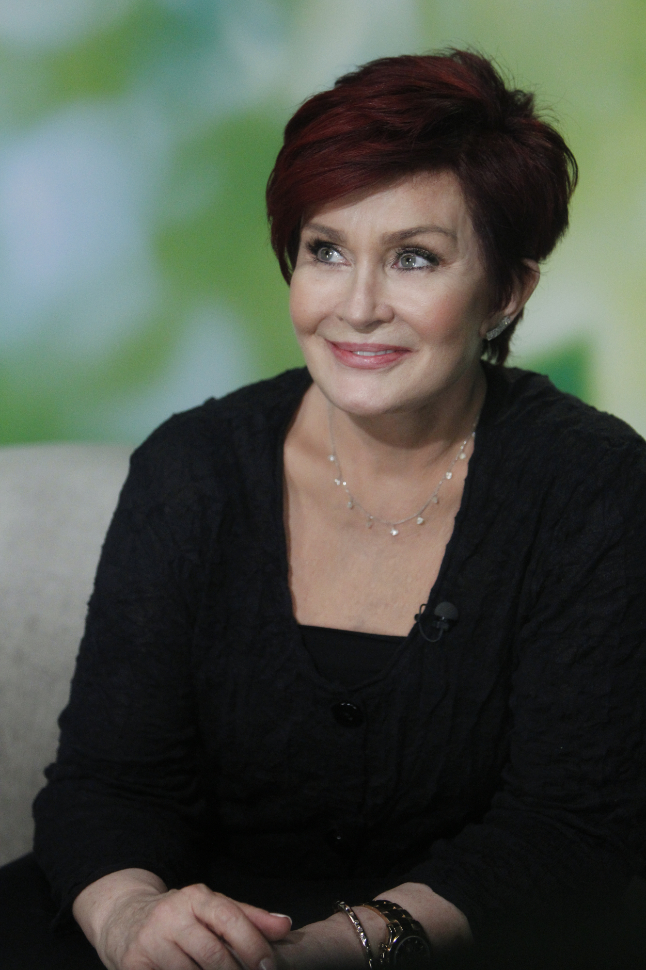 Sharon Osbourne Hits the Diary Room