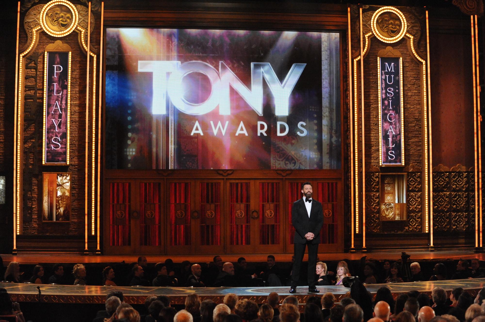 Hugh Jackman - 2014 Tony Awards