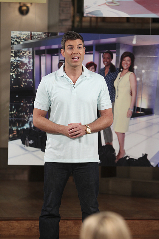 Jeff Schroeder represents Big Brother on THE TALK