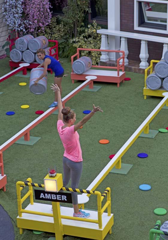 Amber wins!