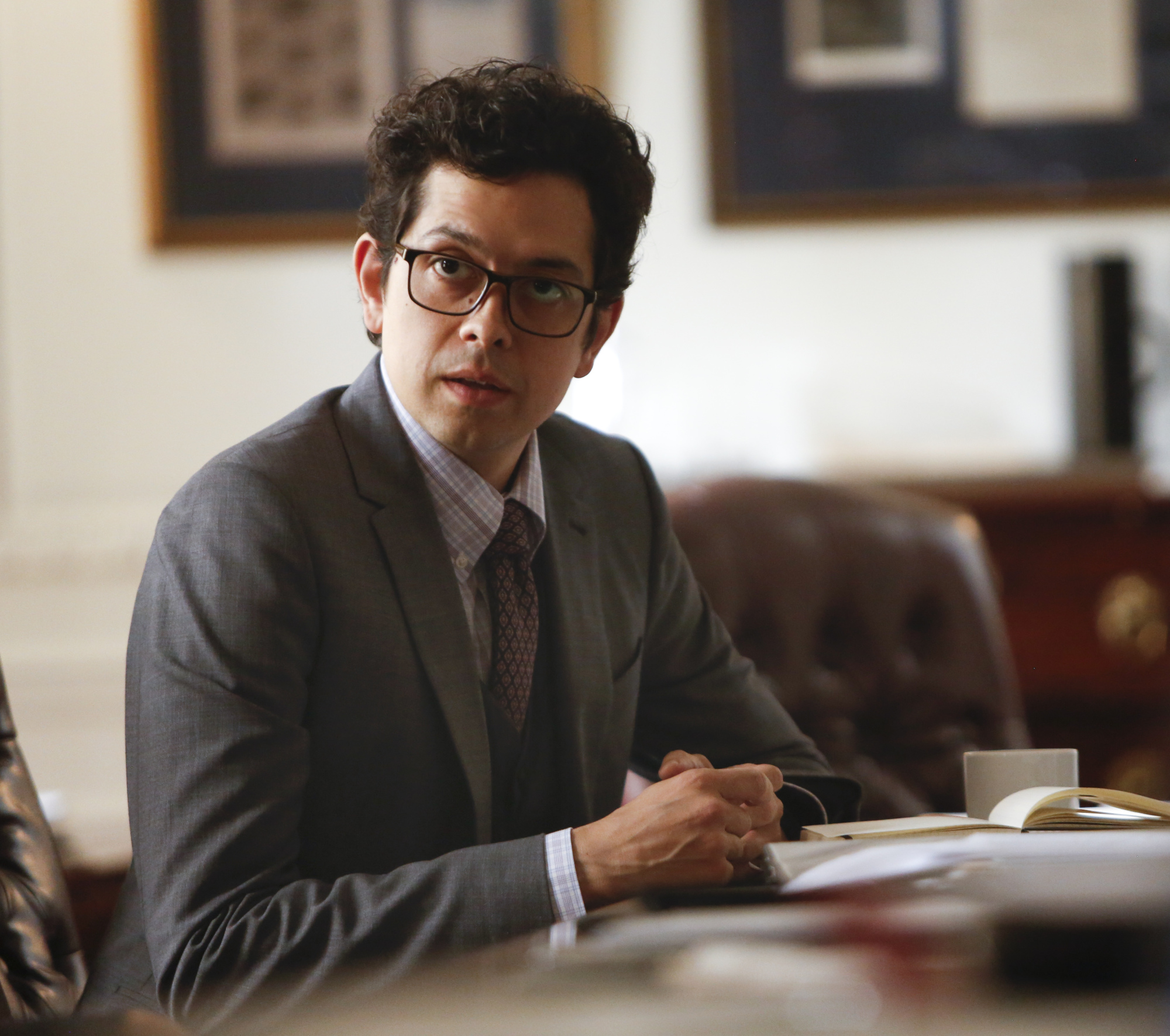 19. Geoffrey Arend is a Pisces.