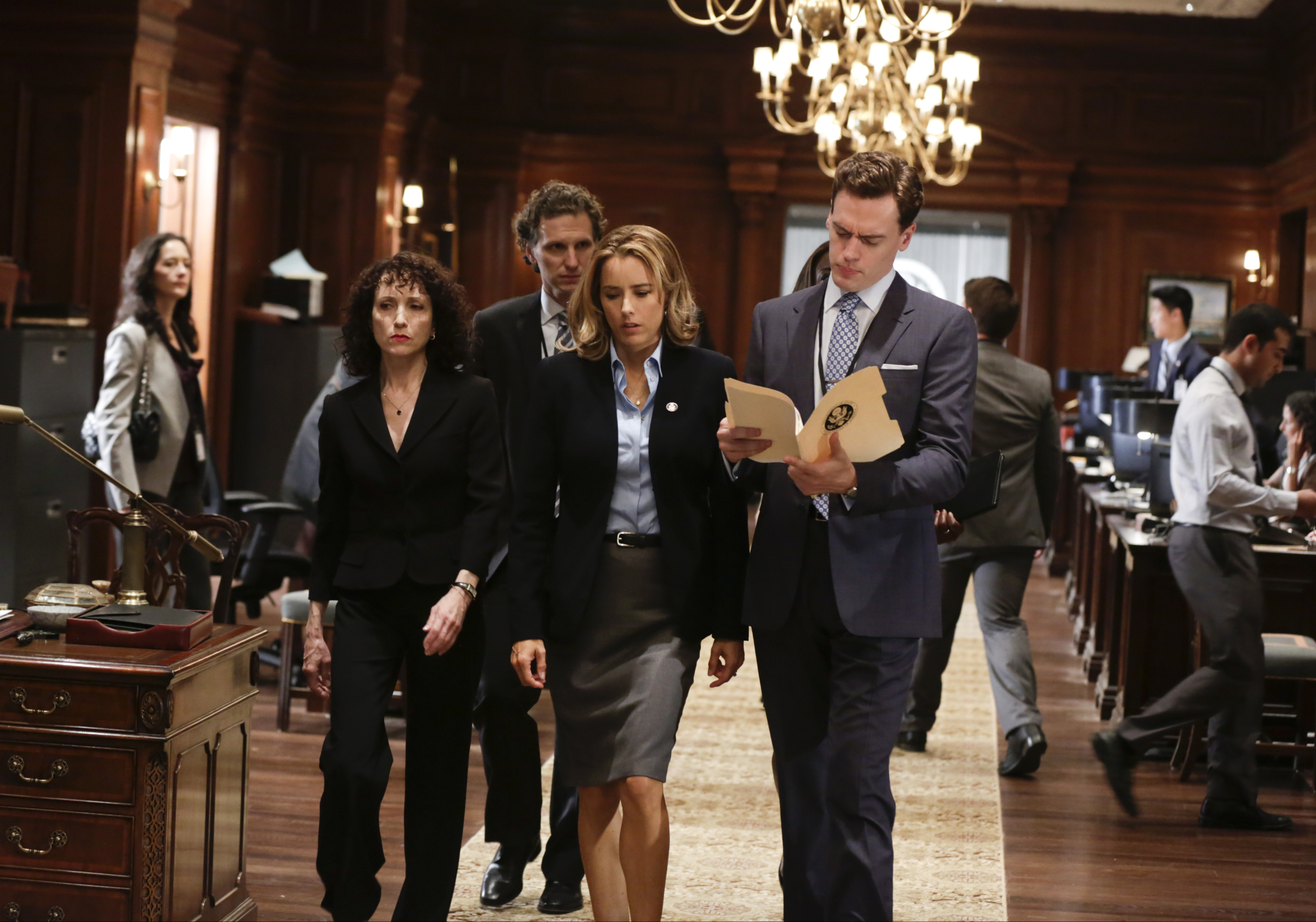 Madam Secretary Episode 3 -