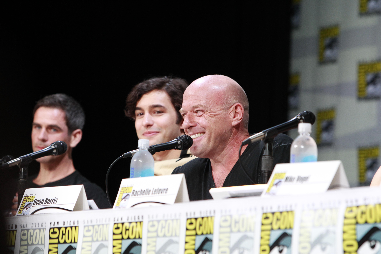 Dean Norris at Comic-Con