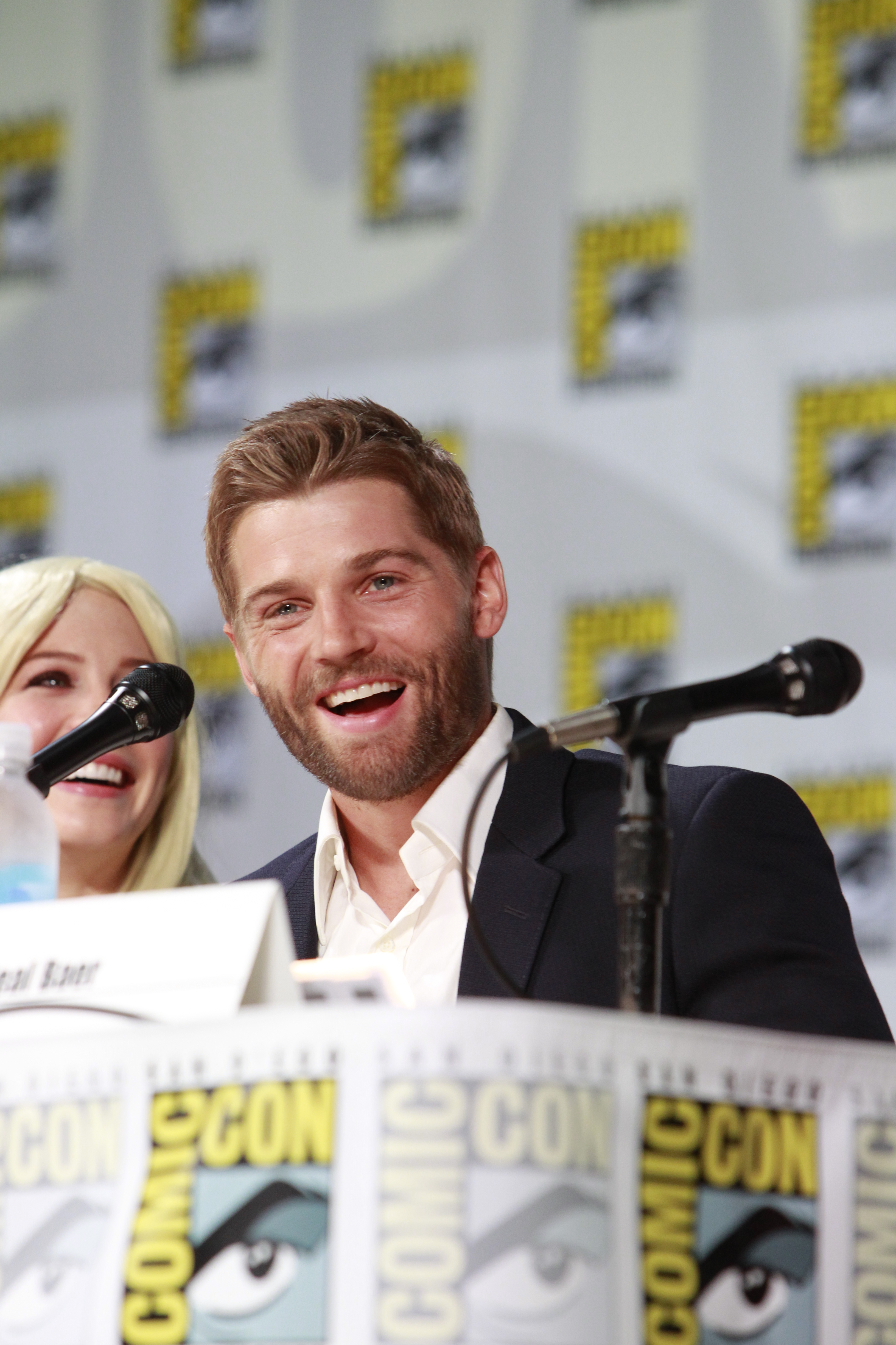 Mike Vogel Gives Fans a Sneak Peek