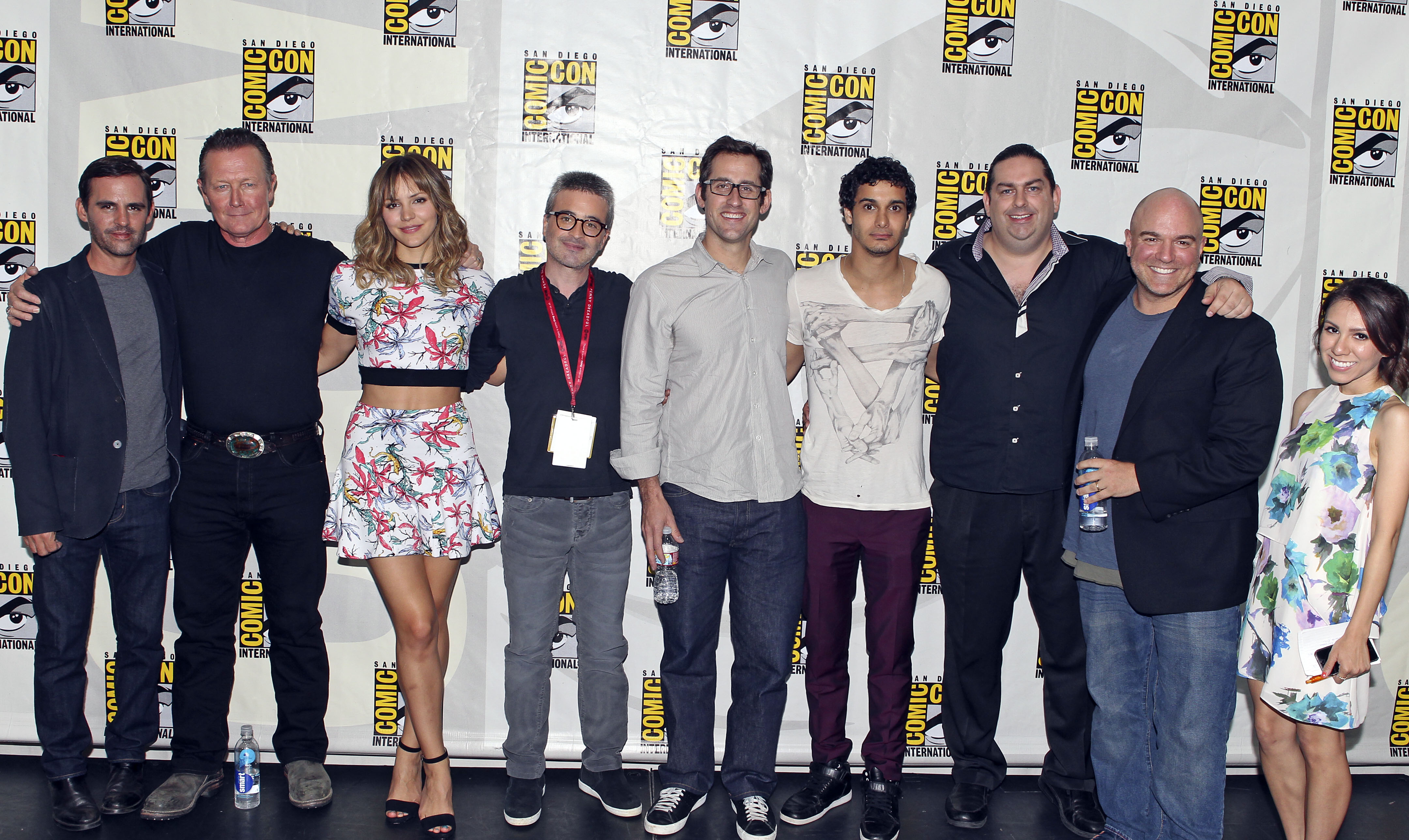 The Cast of Scorpion