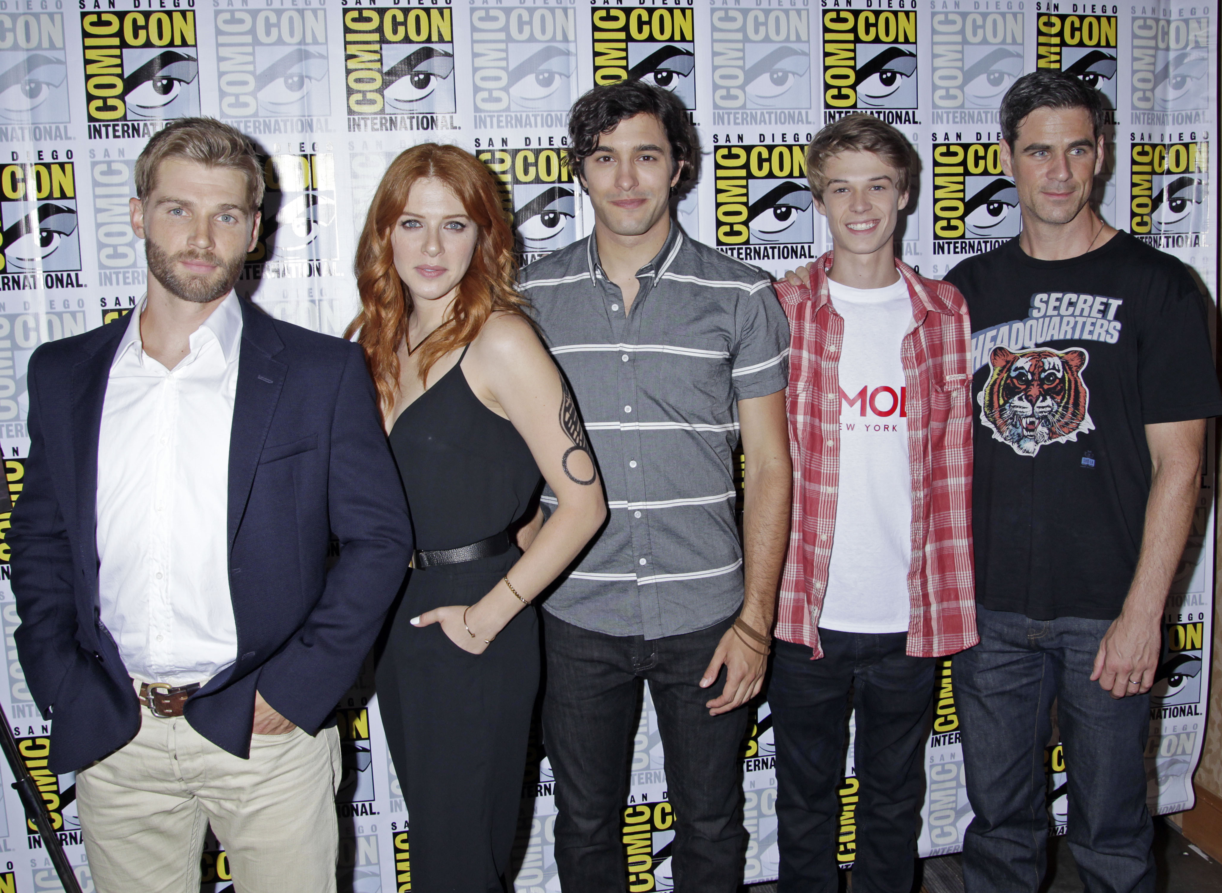 Under the Dome Cast