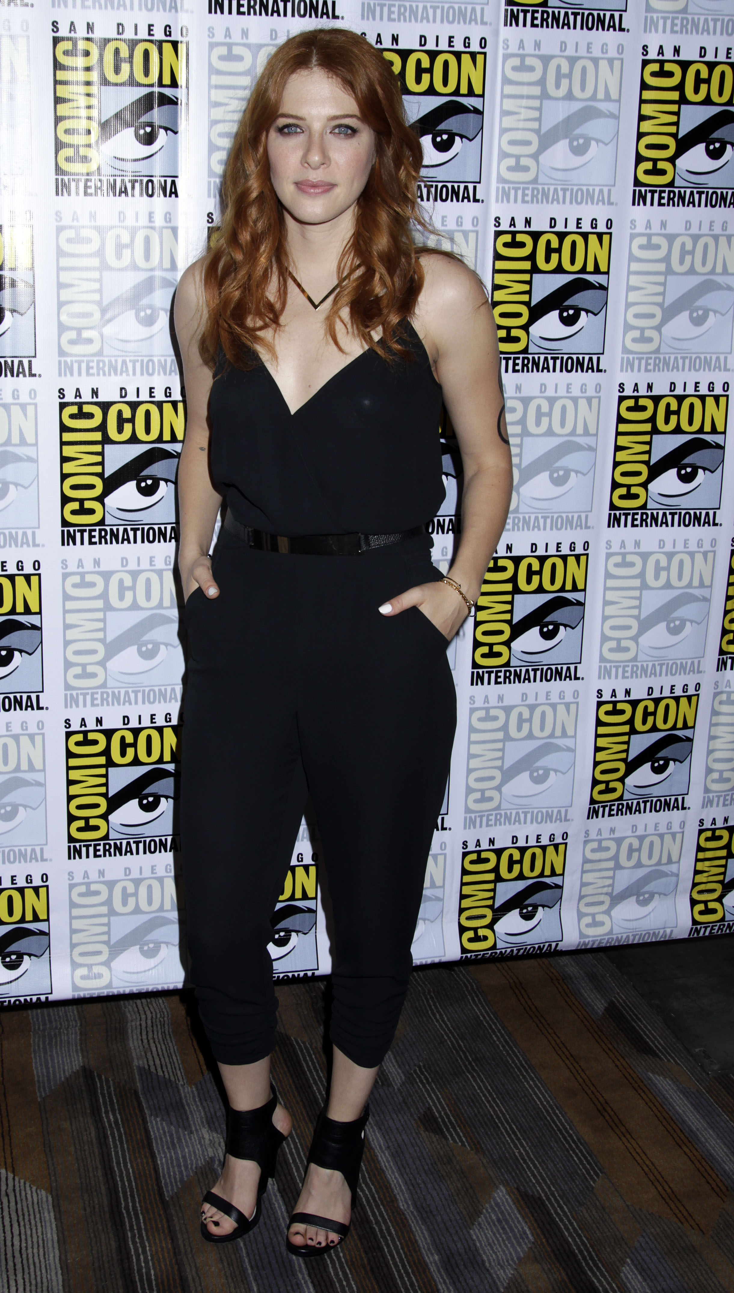 The Sleek Rachelle Lefevre