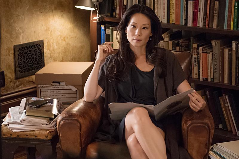 Lucy Liu as Joan Watson