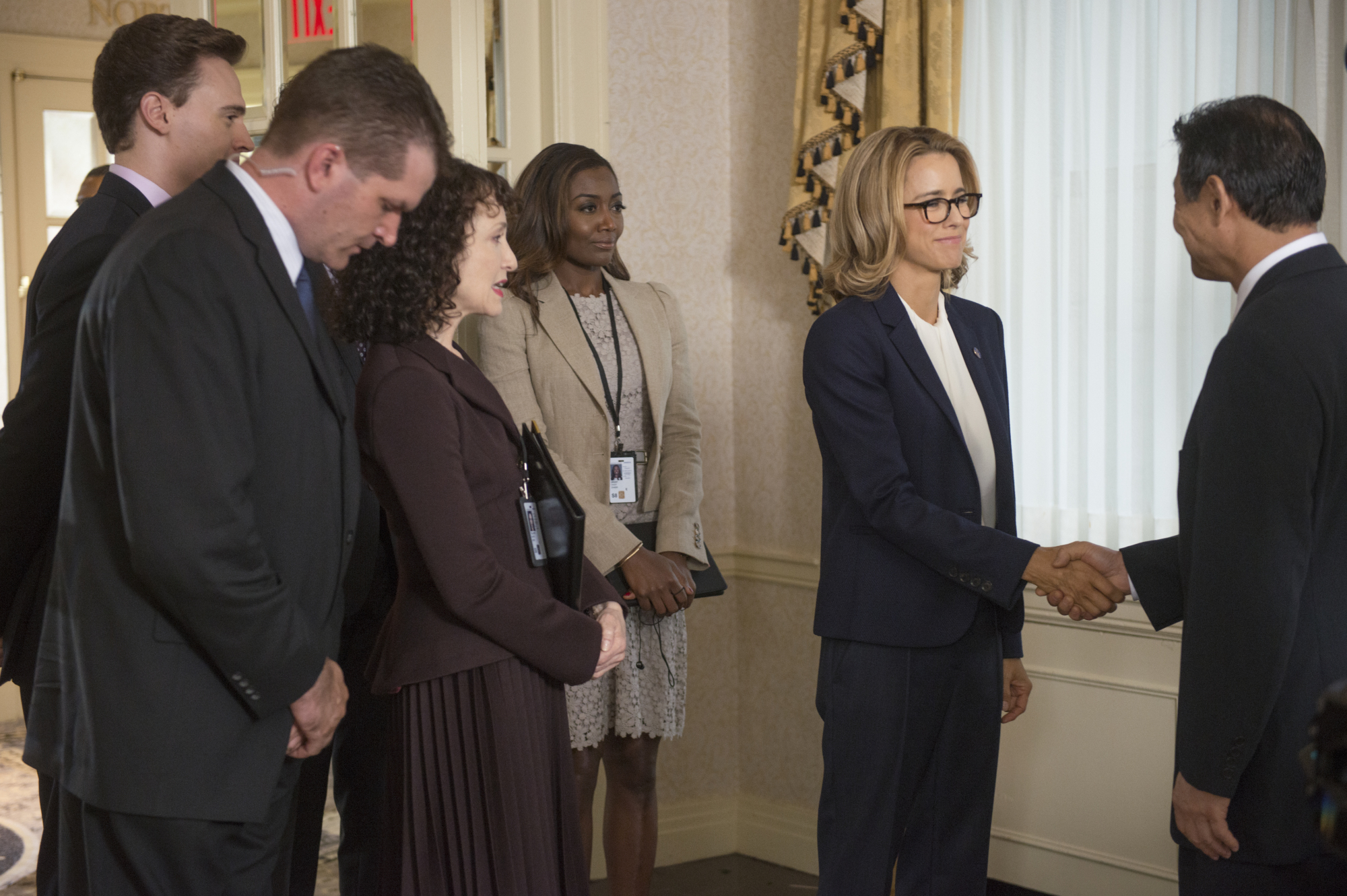 Episode 4 - Madam Secretary