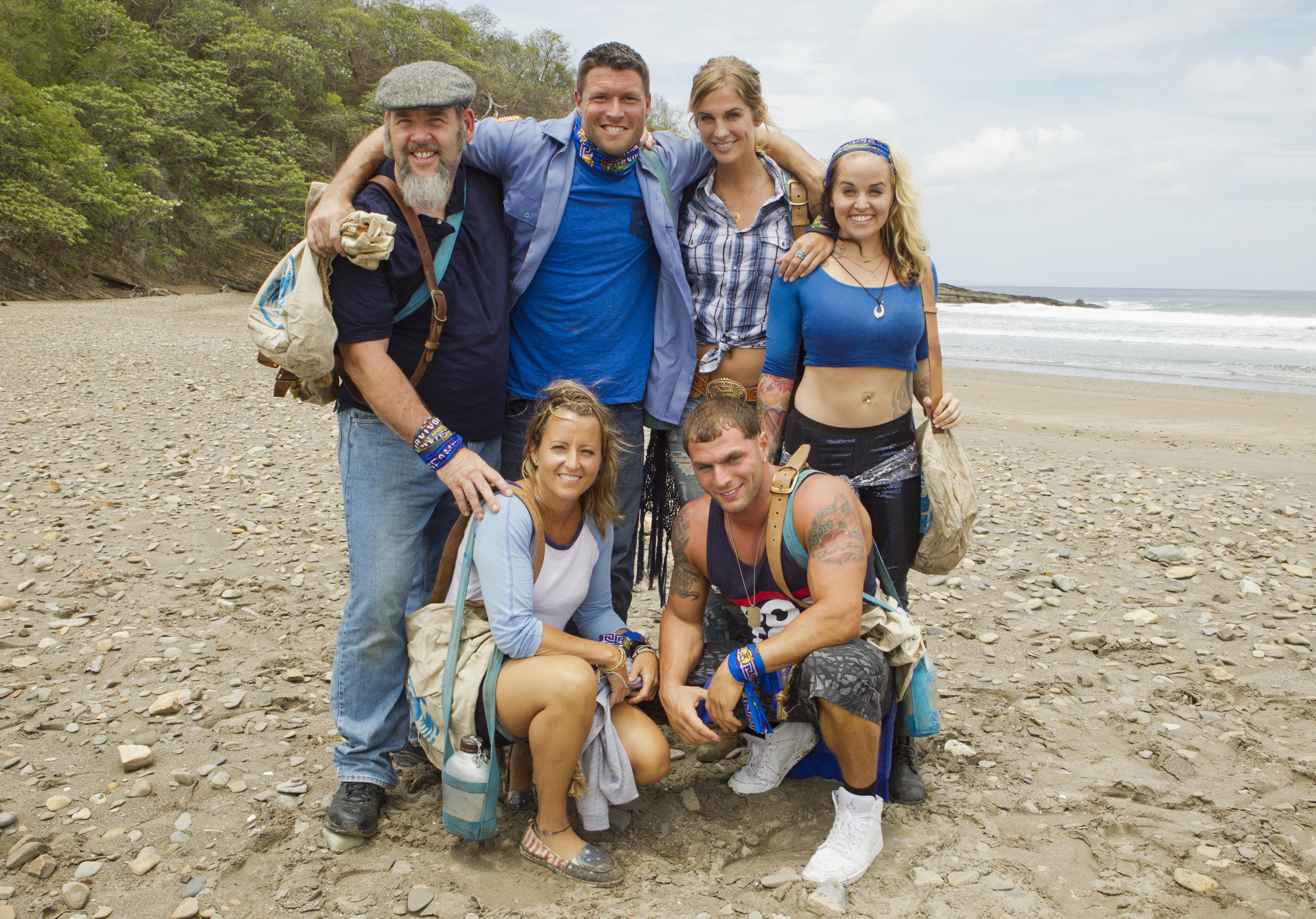 Escameca Tribe: Blue Collar