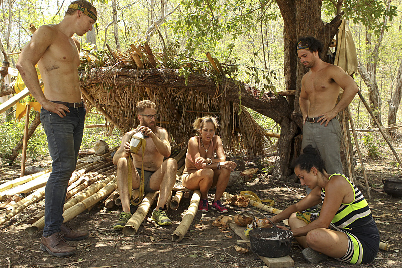 Tribe talk