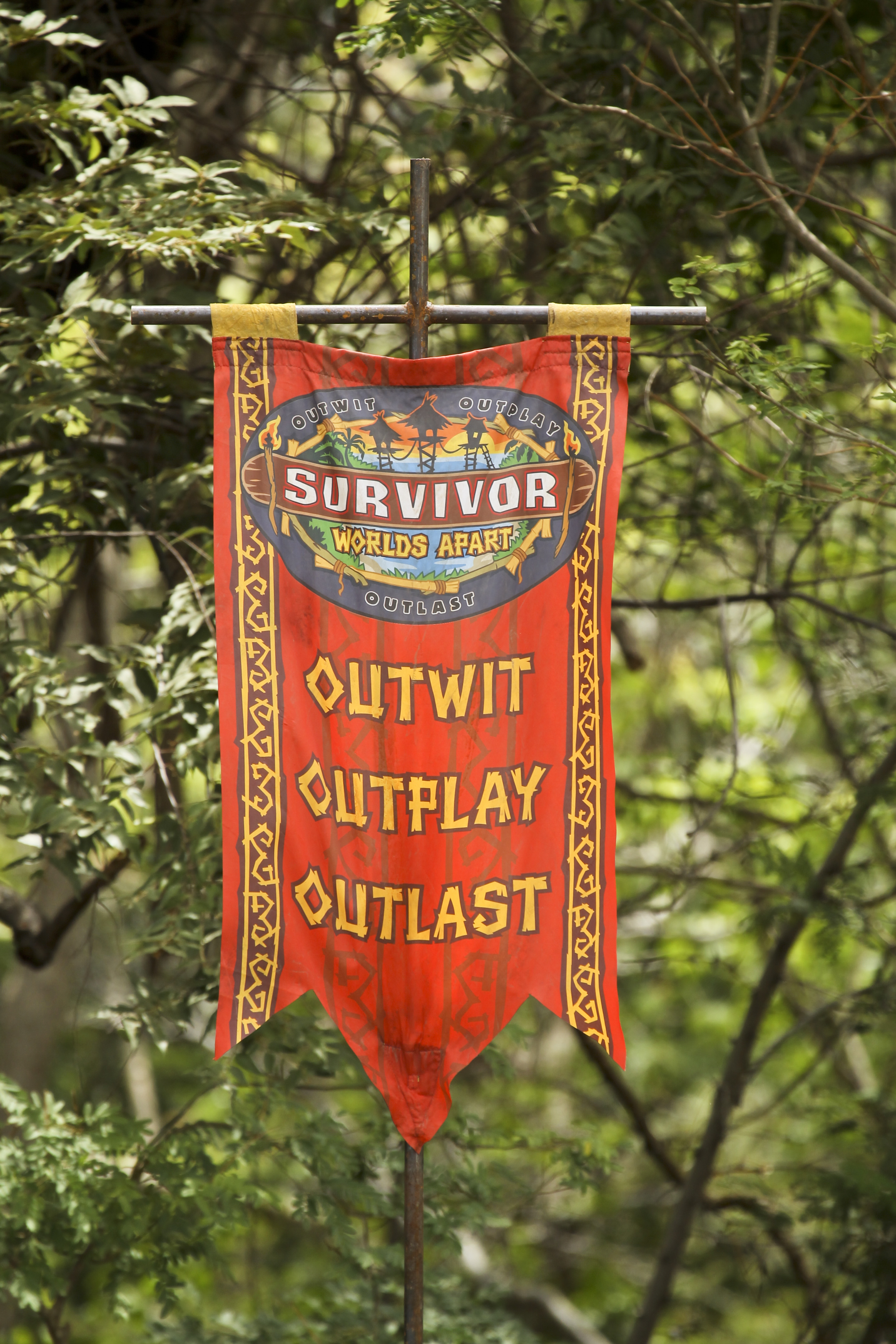 Survivor flag