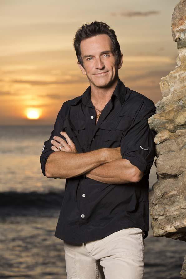 Host Jeff Probst