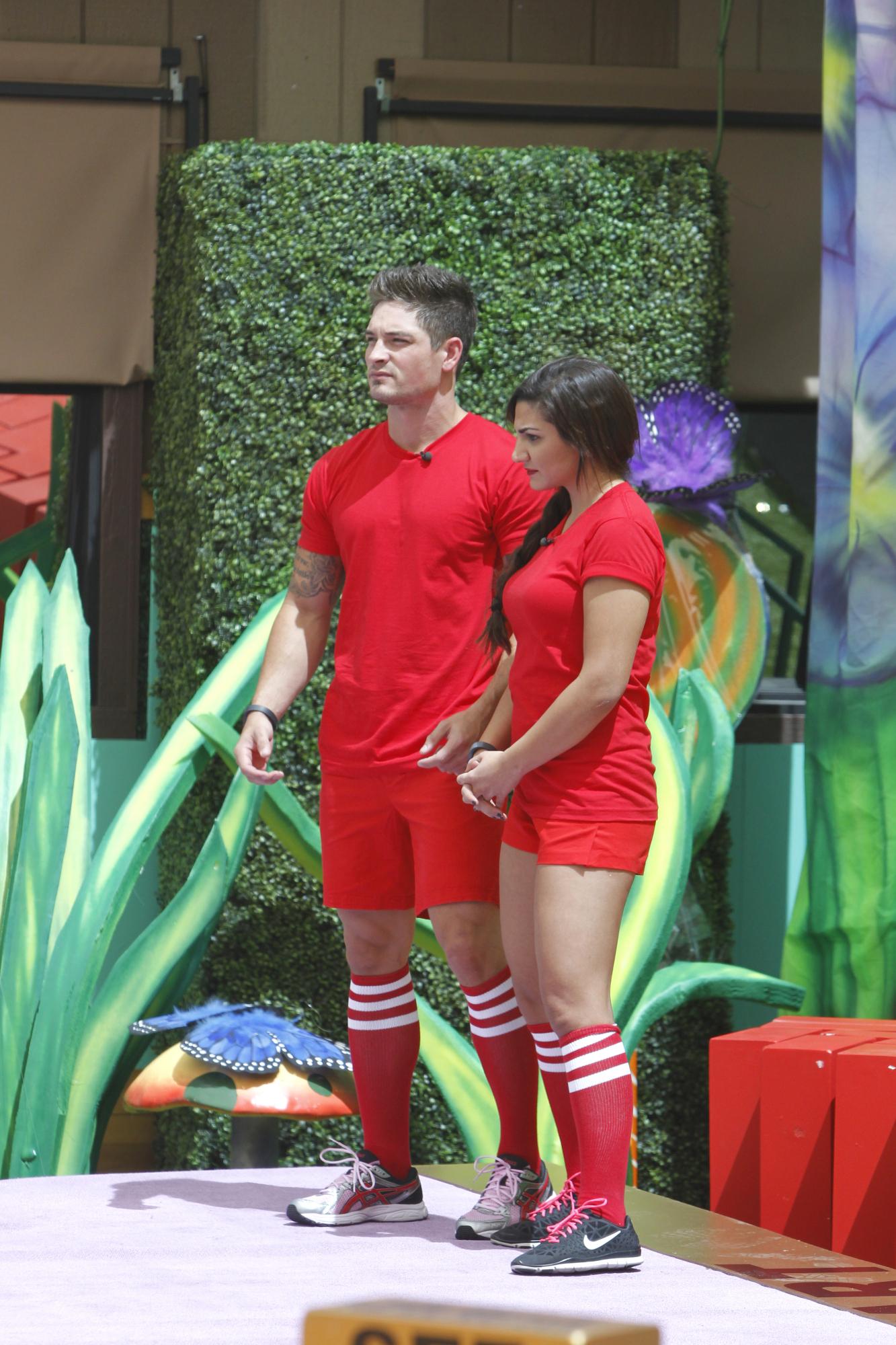 Caleb and Victoria