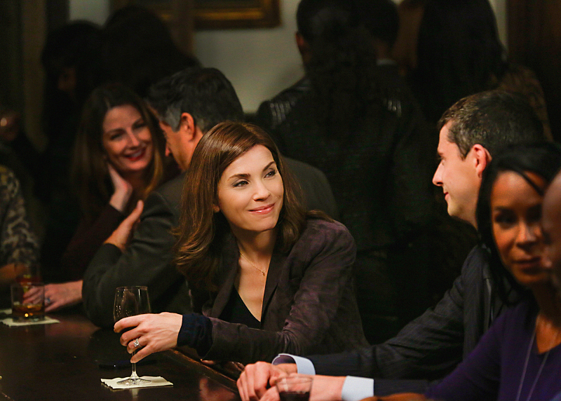 Highlights From The Fourth Episode Of Season 6 Of The Good Wife The Good Wife Photos Cbs Com