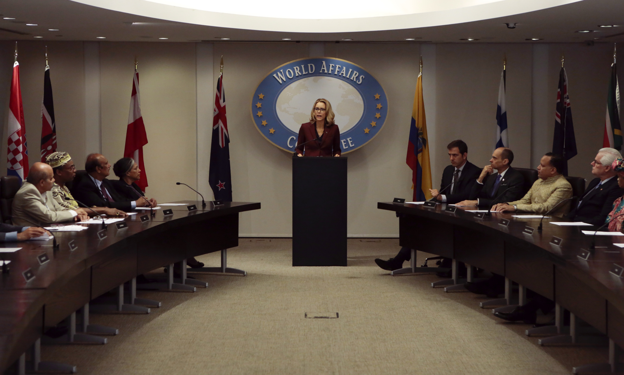 World Affairs Speech - S1E6