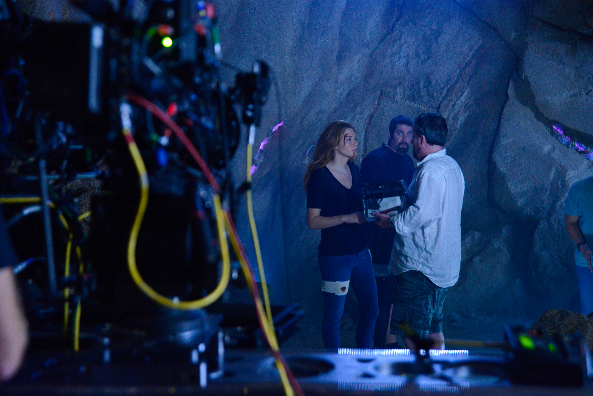 Behind the Scenes - Under The Dome Season 2 Finale