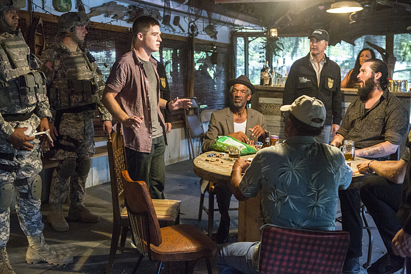 Season 1 Episode 2 Photos - NCIS: New Orleans
