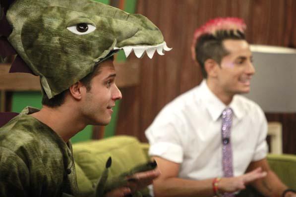 Cody and Frankie