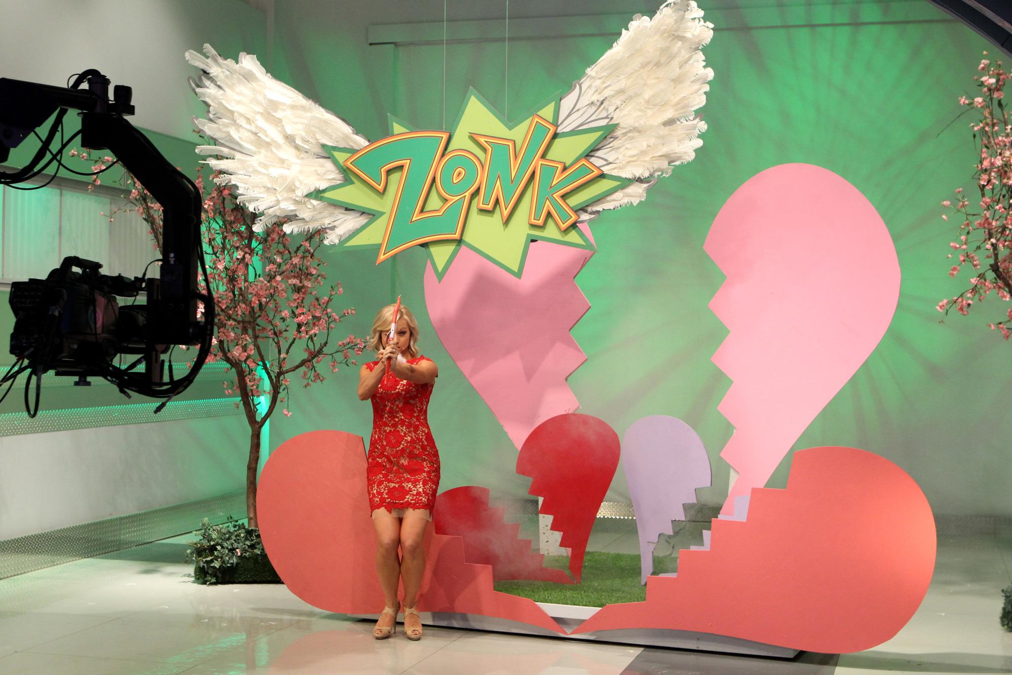 Zonk Cupid and Broken Hearts