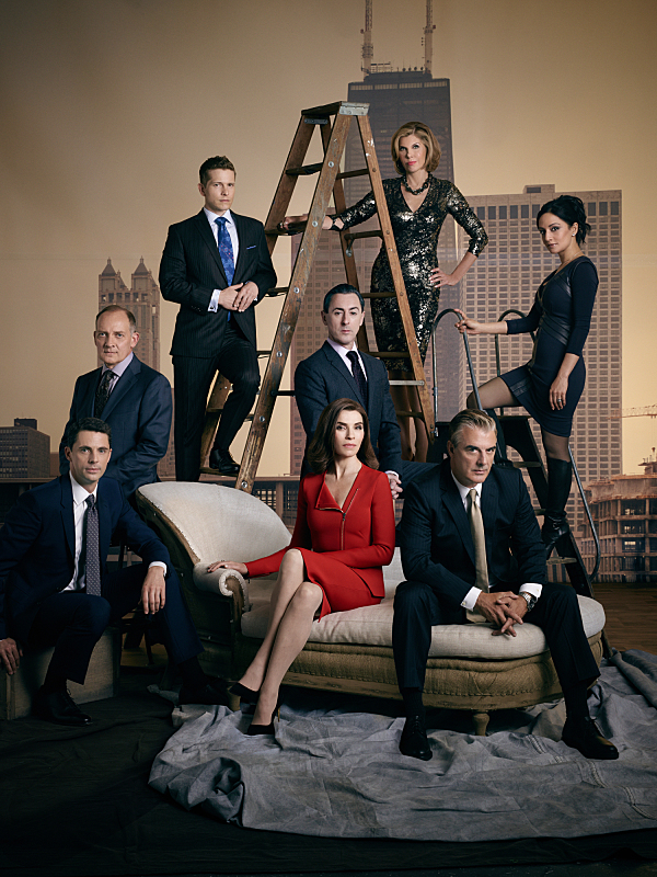 This is one of the best-dressed casts on TV