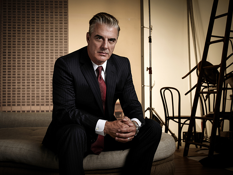 Chris Noth as Governor Peter Florrick