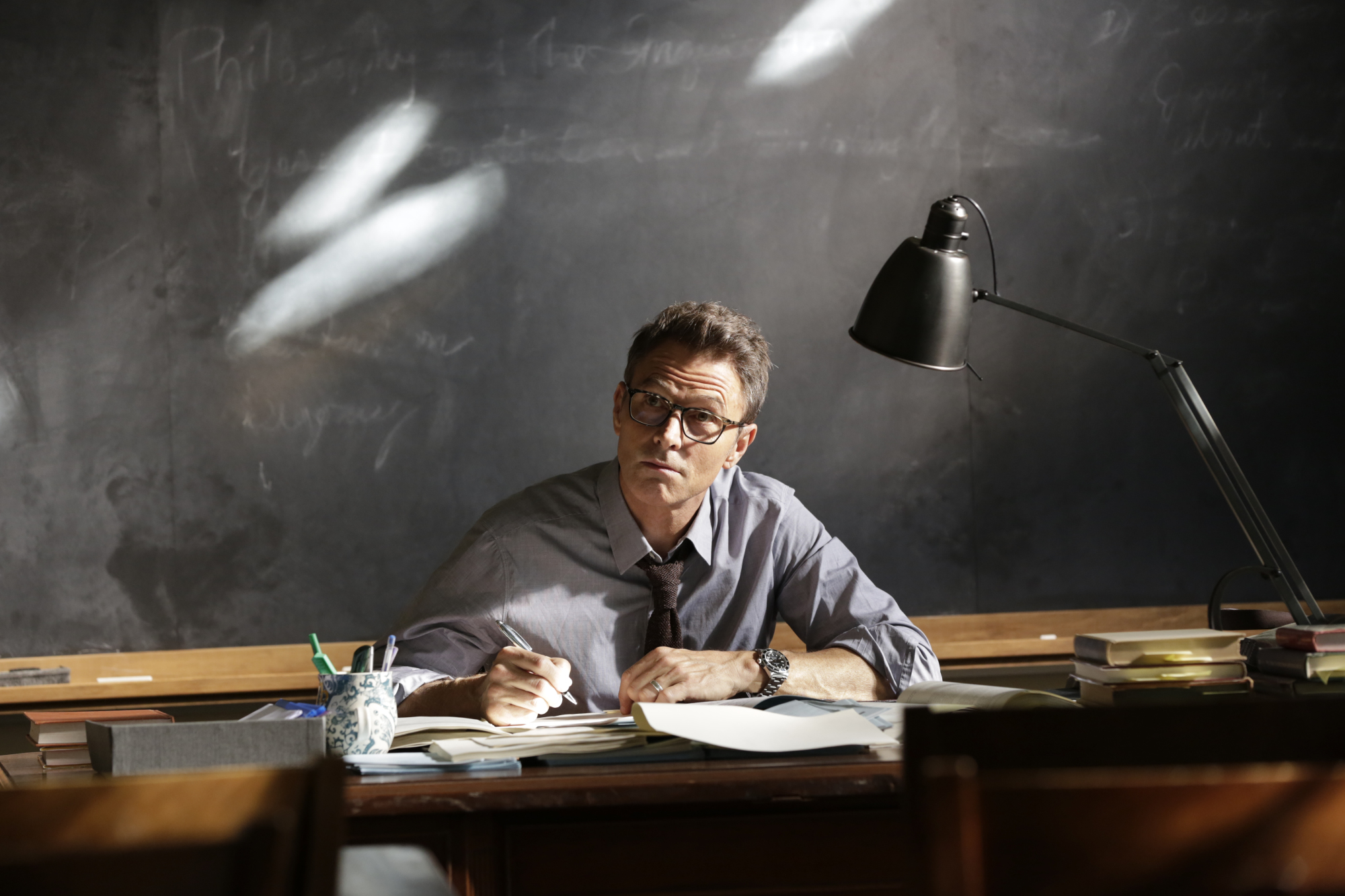 2. Tim Daly is best known for his starring role on the TV show